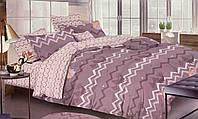 Качественное полуторное постельное бельё.