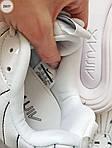 Чоловічі кросівки Nike Air Max 720-818 White (білі) - АРТ:286TP, фото 2