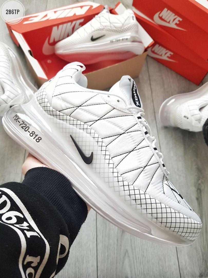 Мужские кроссовки Nike Air Max 720-818 White (белые) - АРТ:286TP
