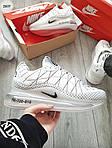 Чоловічі кросівки Nike Air Max 720-818 White (білі) - АРТ:286TP, фото 3