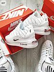 Мужские кроссовки Nike Air Max 720-818 White (белые) - АРТ:286TP, фото 5