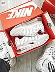 Мужские кроссовки Nike Air Max 720-818 White (белые) - АРТ:286TP, фото 7