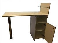 Стол мастера маникюра с откидной крышкой, фото 1