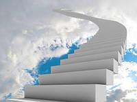 "Фотообои ""Лестница в небо"" 350 грн./кв.м"