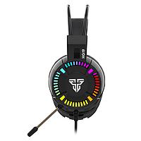 Геймерские наушники с микрофоном, наушники для Компьютера Fantech HG19