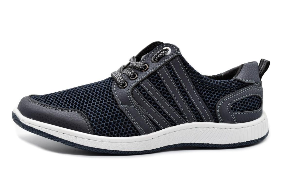 Кросівки мокасини чоловічі літні кроссовки
