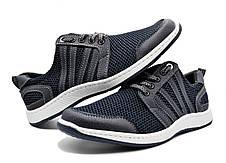 Кросівки мокасини чоловічі літні кроссовки, фото 3