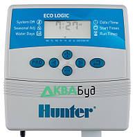 Контроллер полива Hunter ELC 401i-E 4 зоны полива