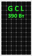 Солнечная панель 390Вт 24Вольт GCL-M6/72H-390 SATURN GCL Solar монокристалл, фото 1