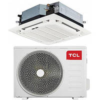 Кондиционер кассетного типа TCL TCC-18HRA-C/TOU-18HA