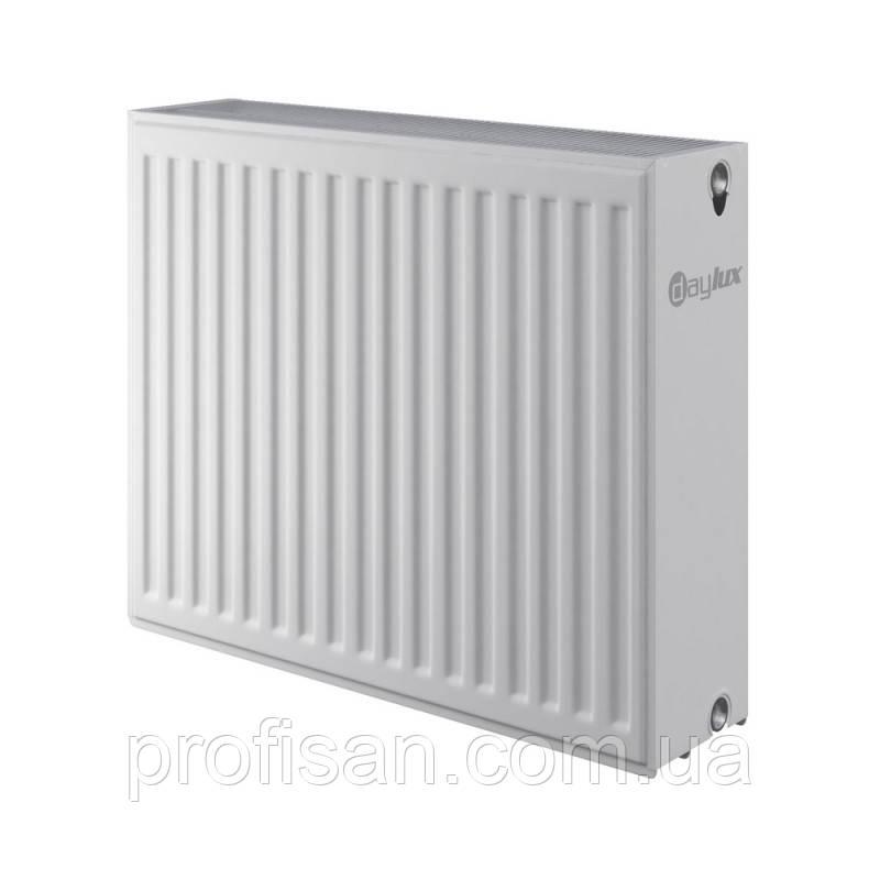 Радиатор стальной Daylux 33-К 600х1000 боковое подключение