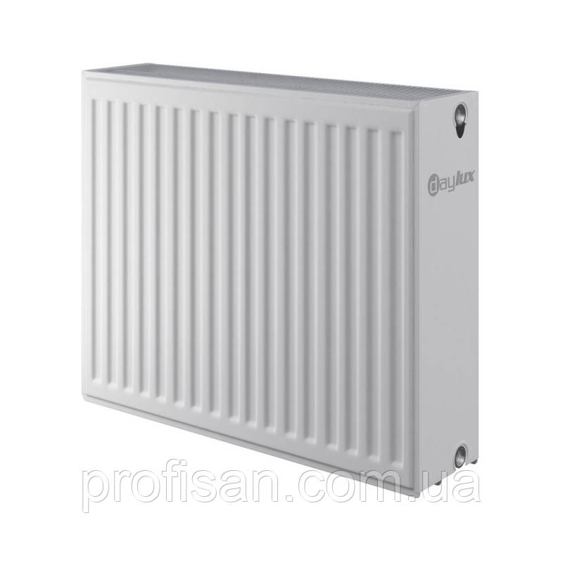 Радиатор стальной Daylux 33-К 900х400 боковое подключение