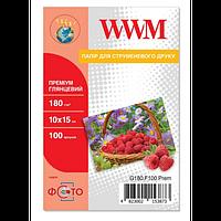 Бумага для струйной печати WWM 10x15 Modern (2442)