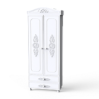 Шкаф 2-х дверный Анжелика