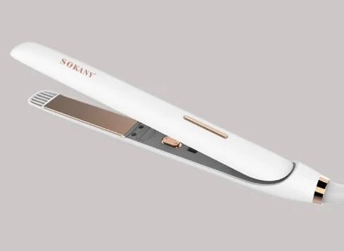 Випрямляч для волосся Sokany 668 Щипці для Завивки