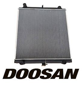 Радиатор для спецтехники Doosan