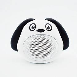 Детская портативная Bluetooth колонка iCutes MB-M818 в виде собачки