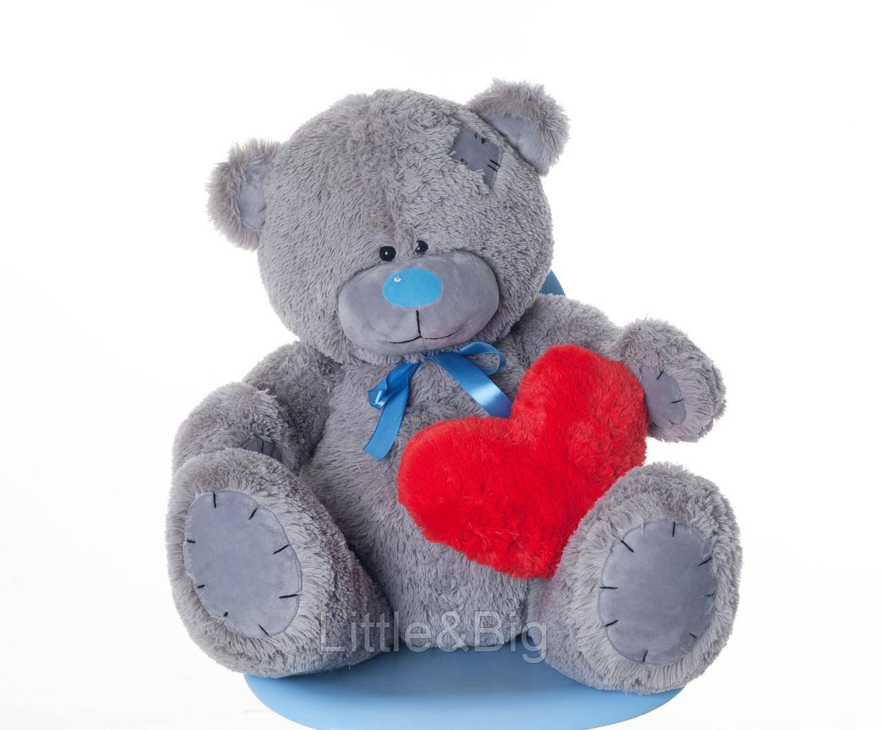 Плюшевый мишка с сердцем  Me to You 100 см