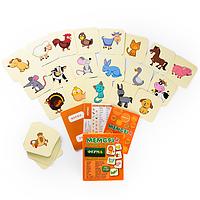 ФЕРМА - Развивающая настольная игра для детей от 1 года