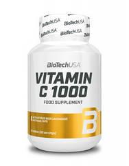 BioTech (USA) Vitamin C 1000 (30 таб.)