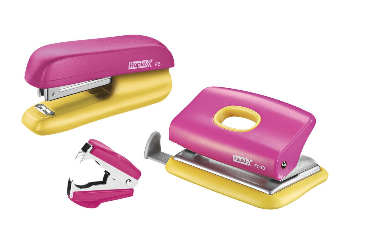 Набор RAPIID Mini Set, цвет розовый/ голубой, 5 лет гарантии, (5000371)