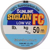 Флюорокарбон Sunline SIG-FC 50м 0.630мм 22.5кг поводковый (1658.01.50)