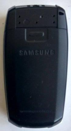 Корпус для Samsung X300 Black, фото 2