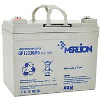 Батарея к ИБП Merlion 12V-33Ah (GP12330M6)