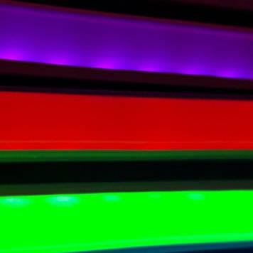 Комплект LED Neon Flex 12v 3м + блок питания 2А красный