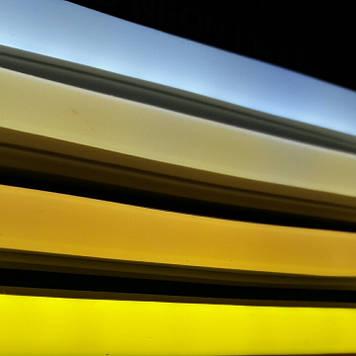 Комплект LED Neon Flex 12v 3м + блок питания 2А теплобелый