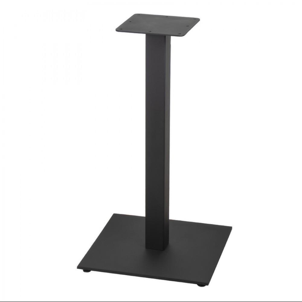 Опора для стола в ресторан UNO, ножка для кафе бара из металла 6мм