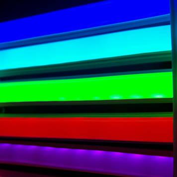 Комплект LED Neon Flex 12v 3м + блок питания 2А зеленый