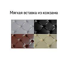 Кровать металлическая Эсмеральда ТМ МЕТАЛЛ-ДИЗАЙН, фото 3