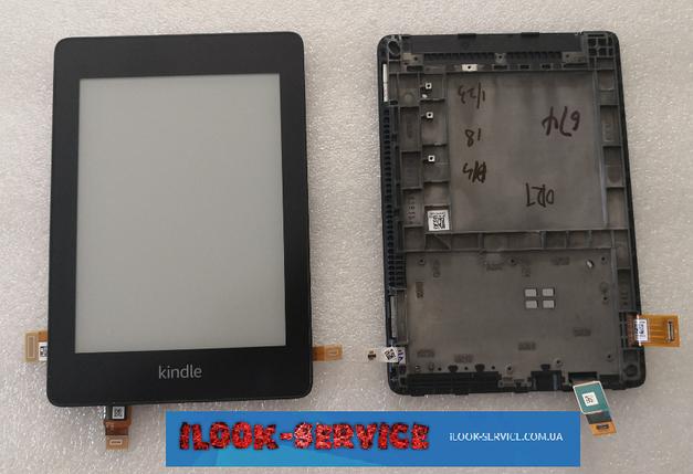 Матрица Экран Дисплей ED060KC4 Amazon Kindle Paperwhite 10th Gen, фото 2