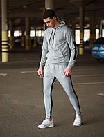 Мужской спортивный костюм Адмирал (серый), фото 1