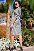Модное платье в полоску, фото 4