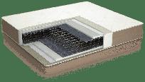 Матрас Soft plus зима/лето с пружинным блоком боннель коллекции ComforteX  ТМ Usleep