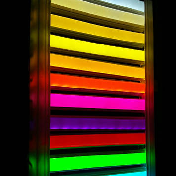 Комплект LED Neon Flex 12v 3м + блок питания 2А
