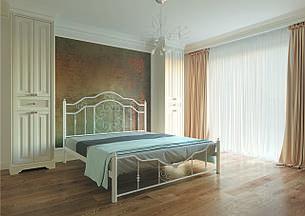 Кровать металлическая Кармен ТМ МЕТАЛЛ-ДИЗАЙН, фото 2