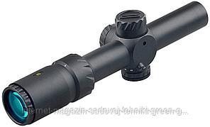 Прицел Discovery Optics HD 1-4X24 IR-MOA SFP (30 мм, подсветка) оригинал