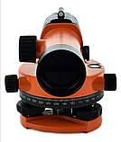 Нивелир оптический SurvGeo E32P  + штатив + рейка 5 м, фото 2