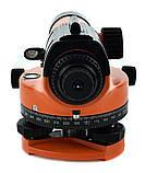 Нивелир оптический SurvGeo E32P  + штатив + рейка 5 м, фото 3