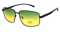 Солнцезащитные очки антифары хамелеоны Consul Polaroid