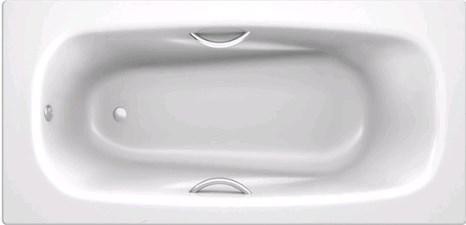 Ванна Deline 170х75 с отв под ручки