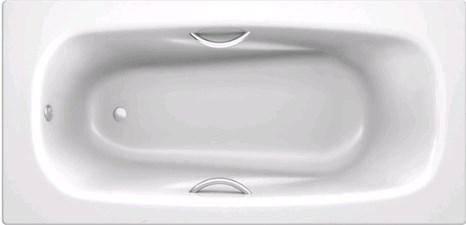 Ванна Deline 170х75 с отв под ручки, фото 2