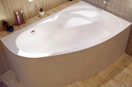 Ванна KARINA 170x110 L (г/м система Koller SPA) без компл.