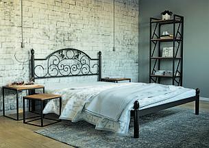 Кровать металлическая Франческа ТМ МЕТАЛЛ-ДИЗАЙН, фото 2