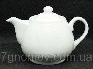 Чайник заварочный белый Horeca Bailey Hilton 600 мл арт. XS-3814, фото 2