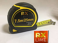 Рулетка PX LINE Profesional 7.5m/25mm