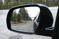 Боковое зеркало на Мазда - Mazda 323, 626, 3, 5, 6, CX-5,CX-7, CX-9, MPV заднего вида с обогревом, фото 1